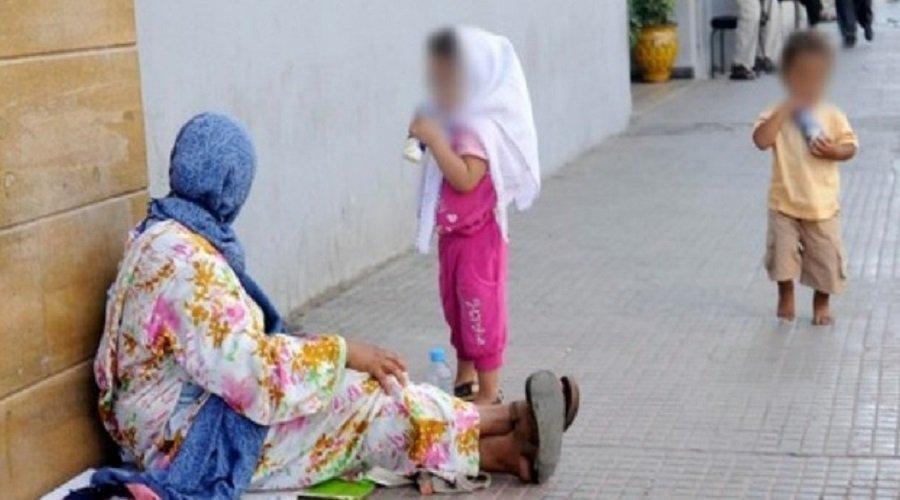 شبكة كراء الأطفال للمتسولين تسقط بين الأمن