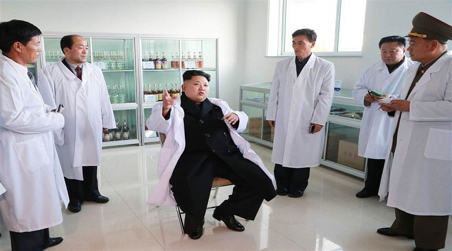 رئيس كوريا الشمالية يحصل على لقاح صيني ضد كورونا