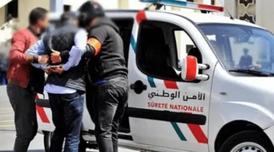 أمن طنجة يوقف عناصر شبكة إجرامية متورطة في سرقة أزيد من 3 ملايين درهم