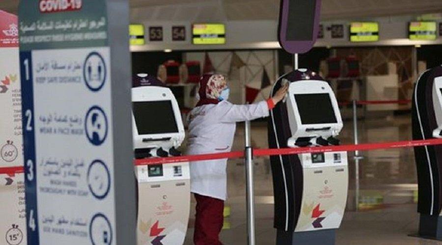 المكتب الوطني للمطارات يضع مخططا لاستقبال آمن وصحي للمواطنين
