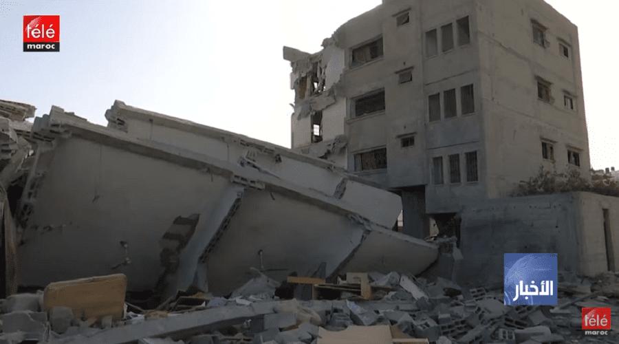 فلسطين المحتلة: هدوء حذر في قطاع عقب يومين من العدوان الإسرائيلي