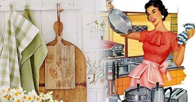 مناشف المطبخ قد تتسبب بتسمم غذائي.. كيف تتجنبي ذلك؟