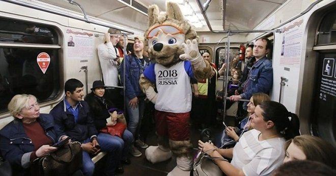 هذا هو الرقم الضخم الذي أنفقه المشجعون في مونديال روسيا