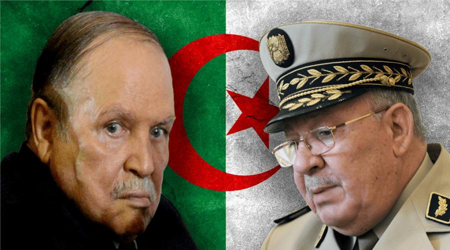 """الجيش الجزائري ينقلب على بوتفليقة ويطالب بعزله """"فورا"""""""