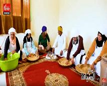 """دار الضيافة: تعرفوا على طريقة إنتاج حبوب """"الكِنوة"""" وأسرار حرفة """"الغافية"""" في قرية بوشان"""