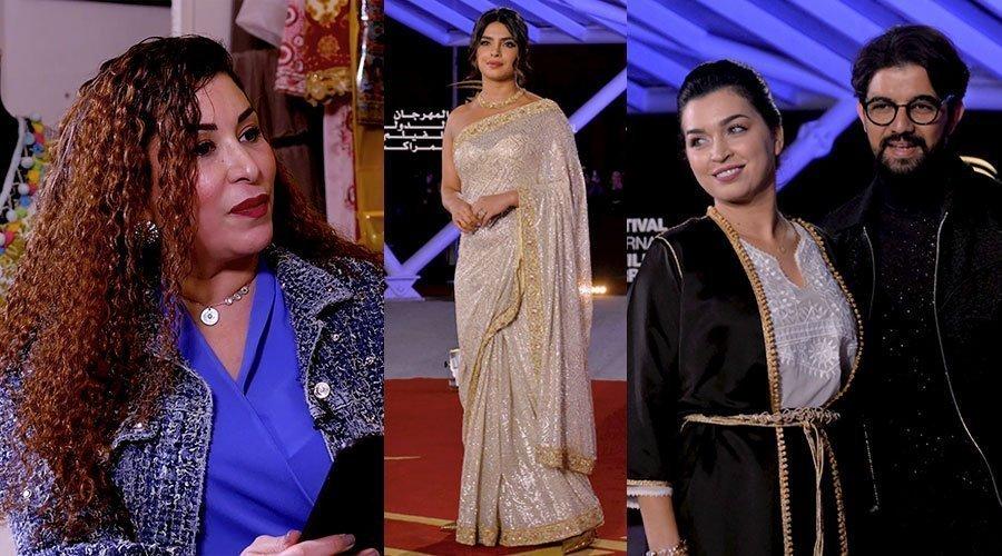 لبس قدك يواتيك: المصممة هند تنتقد إطلالة أمال عيوش وتعلق على عمر لطفي وسعيد باي وبريانكا برتش