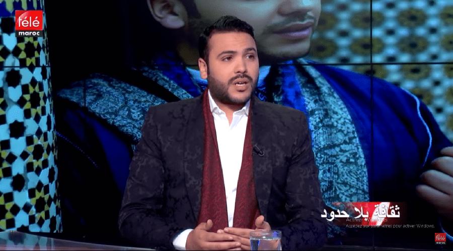 المنشد مروان حاجي يتحدث عن مشواره الفني في ثقافة بلا حدود