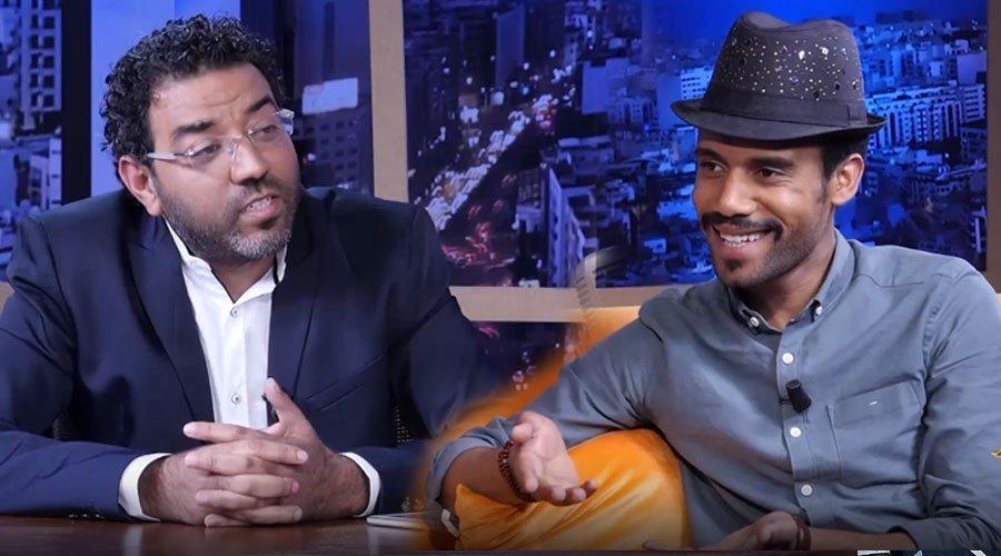 طاليس يعترف للعشابي انه يحتكر الممثلين في عندي مايفيد ويؤكد ان اغلب الفنانين المغاربة  يتمنون العمل معه