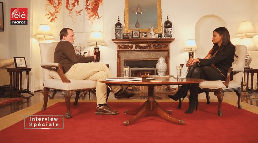 العلاقات الإقتصادية بين الرباط ولندن في ظل بريكسيت.. سفير بريطانيا بالمغرب في لقاء خاص مع تيلي ماروك