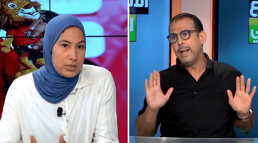 البطلة الأولمبية فاطمة الزهراء أبوفارس تكشف حقائق صادمة