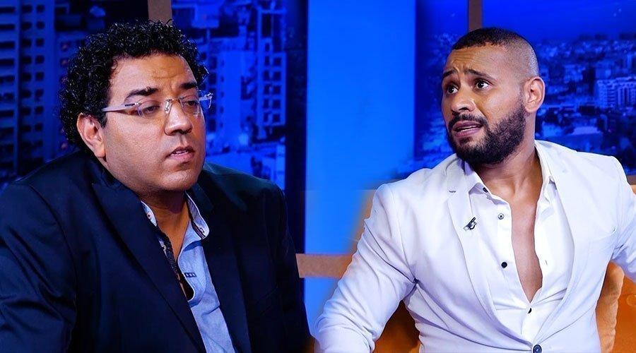 محمد الريفي يهاجم حاتم عمور ويشرح للعشابي أسباب اعتقاله في عندي مايفيد