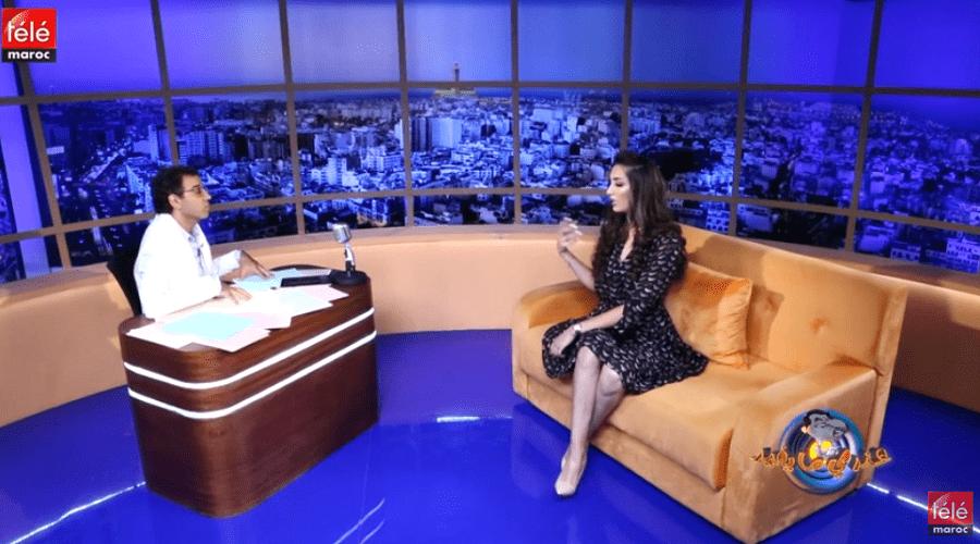 هذا ما قالته شروق الشلواطي عن خلافها مع ليلى الحديوي