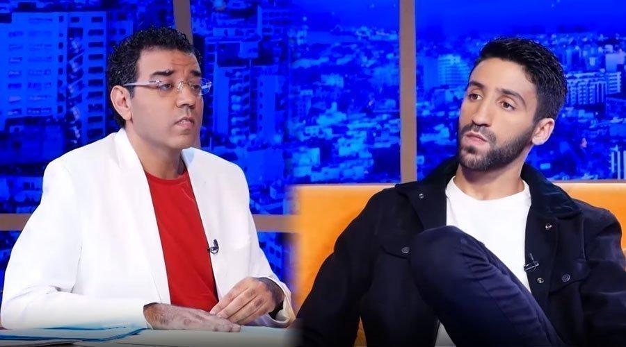خطير...العشابي يصدم سيمو سدراتي ويكشف سبب اعتقاله في عندي مايفيد ويسخر من زهير بهاوي