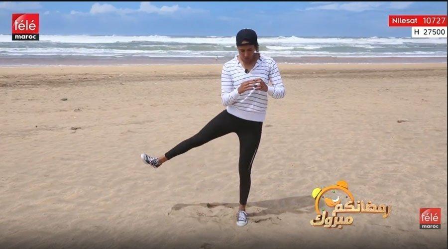 حركات بسيطة للحصول على جسم رشيق