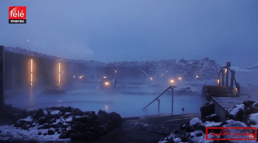 تعرفوا كيف يعيش المغاربة في ايسلندا